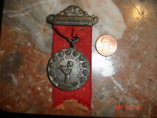 ANTIQUE COTTOLENE COOKING CONTEST MEDAL BLANCH DUNNAGAN