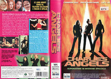 Charlie's Angels (2000) VHS COLUMBIA