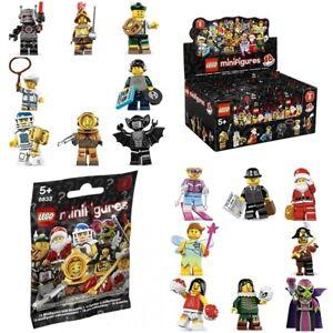 LEGO® Serie 8 Minifiguren 8833 diverse nach Wahl NEU