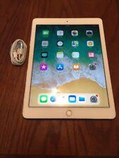 Apple iPad Air 2 64GB, Wi-Fi + Cellular (Unlocked), 9.7in Silver Bundle #BF-85-3