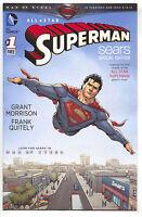 All-Star Superman 1 DC 2013 VF NM Sears Variant