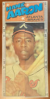 2021 Topps Heritage HANK AARON Complete PUZZLE SET of (6) Cards w/ Mike Trout
