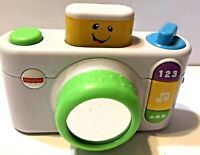 Fisher Price Learning 123 Musical Camera Mirror 2014