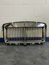 2010-2019 Rolls Royce Ghost Wraith Dawn Front Bumper Grille Grill OEM 7301356