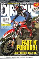 Dirt Bike Rider June 2017 Factory Packaged - Includes Free Stickers