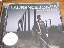 Laurence Jones-What's It Gonna Be CD NEW