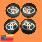 4pcs 65mm Toyota Car Wheel Center Hub Cap Badge Emblem Sticker