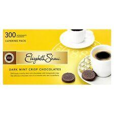 Elizabeth Shaw DARK Nuovo di zecca Crisp CIOCCOLATINI 1.89 KG Catering BOX all'ingrosso 270541