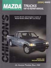 Mazda Trucks 1987 - 1993 Workshop Manual