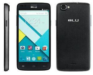 BLU STAR 4.5 BLACK S451U 4G GSM UNLOCKED DUAL SIM WITH ACCESORIES