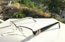 Nice Coach Silver (Cecily) Eyeglasses Frames HC 5027B (Prescription) 52-17 135
