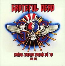 THE GRATEFUL DEAD – CAPITOL THEATRE PASSAIC NJ '78 3CDs (NEW/SEALED)