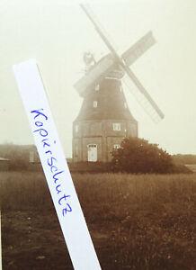 Foto Windmühle windmill in Müritz 1927 !