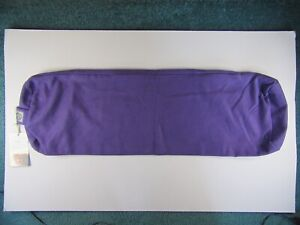 [New] Manduka Lean Aircore Bolster Replacement Cover - purple