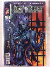 Divine Right #7 Comic Book Image 1998