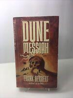 Dune Messiah Frank Herbert Berkley Medallion Edition June 1970 5th Printing VGC