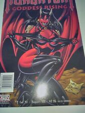 Purgatori of Lady Death Goddess Rising #2 NM bagged and boarded Chaos Comics