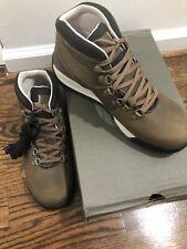 NEW Waterproof GT Timberland J. Crew Men Scramble Hiking Boots JCREW 8.5 Shoes