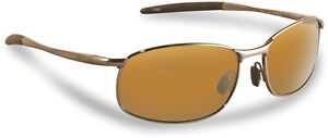 Flying Fisherman San Jose Polarized Sunglasses Copper Amber Lenses 7789CA