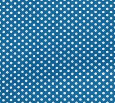 Dots/Royal Blue (#208) - Chihuahua, Fox Terrier, Maltese, Cocker Spaniel