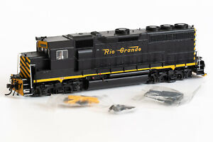 ATLAS D&RGW GP40 Unnumbered Rio Grande Diesel Locomotive 8918 GP-40 HO Scale