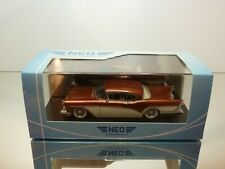 NEO SCALE MODELS BUICK ROADMASTER HARDTOP COUPE 1957 - 1:43 - EXCELLENT IN BOX