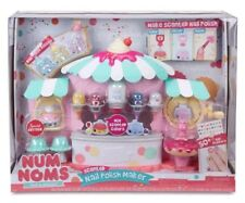 Num Noms Nail Polish Maker Cafe Playset NEW SEALED IN BOX