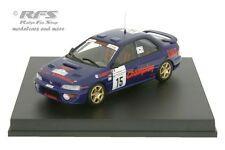 Subaru Impreza 555 - Tour de Corse 1996 - Massarotto - 1:43 Trofeu 0627