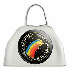 Fully Auto Luxury Gay Space Communism Cowbell Cow Bell Instrument