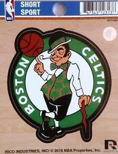 "Boston Celtics 3"" Vinyl Sport Die Cut Decal Bumper Sticker Emblem Basketball"