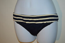 Andres Sarda Bikini Briefs (Large) Navy Blue Stripe RRP £23