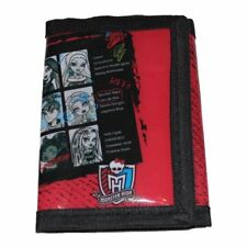 Monster High Wallet - Great value for the MH fan!