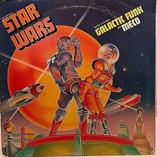 """MECO """"Music Inspired By Star Wars & Other Galactic Funk"""" Vinyl LP-1977 MNLP 8001"""