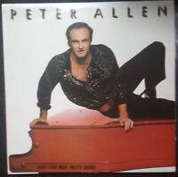 PETER ALLEN NOT THE BOY NEXT DOOR VINYL LP AUSTRALIA
