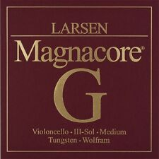 Larsen Magnacore Cello G String Medium Tension 4/4 Full Size