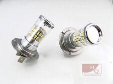 H7 Xenon WHITE 3014 SMD 48 TURBO LED CAN BUS  Car Fog Bulbs fit VW BMW AUDI