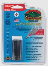 ">> GATOR GRIP Universal Socket Standard SAE & Metric 3/8"" Nut Screw Bolt ETC120"