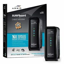 Arris Motorola SURFboard SB6183 Docsis 3.0 Cable Modem Manufacturer Refurbished