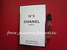 Chanel No 5 EAU PREMIERE Eau De Parfum EDP Perfume Spray Sample 0.06 oz/ 2 ml