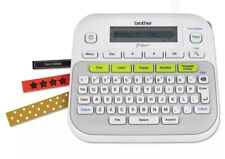 Brother P-Touch PT-D210 Label Maker Labeler One Touch Keys Various Font Styles