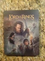 Lord of the Rings: The Return of the King [Blu-ray Steelbook]Authentic US