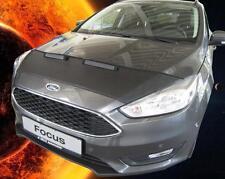 Ford Focus año a partir de 2014 bra desprendimiento protección Haubenbra auto máscara Tuning