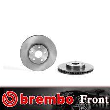 Rear Brembo High Performance OE Brake Rotors For 2000-2005 Toyota Celica