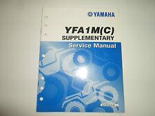 2000 Yamaha YFA1M (C) Supplementary Service Manual FACTORY OEM BOOK 00 DEAL