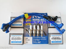 MAZDA RX-8 OEM IGNITION COIL SET,NGK SPARK PLUG,NGK IGNITION WIRE SET