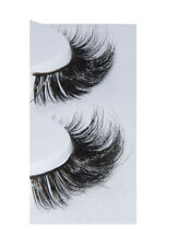 100% Real Mink Strip Lashes - False Individual Eyelashes (eyelash extensions)