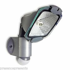 1 2 or 3 X UK Security Flood Light PIR Sensor 120w Halogen Energy Saving Outdoor 3 Units