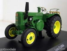 Schuco 1/43 Scale 03436 Lanz D 6006 Green diecast model tractor