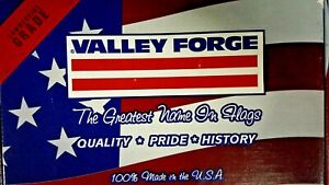 Valley Forge American Flag 2ft x 3ft Sewn Nylon National Flag