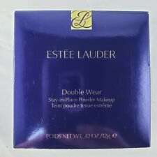 Estee Lauder Double Wear Stay in Place Matte Powder Foundation 3C2 Pebble New
